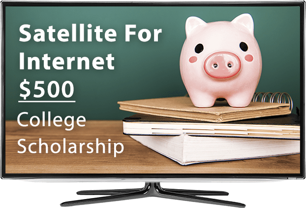 HughesNet Scholarship Program Satellite For Internet-min